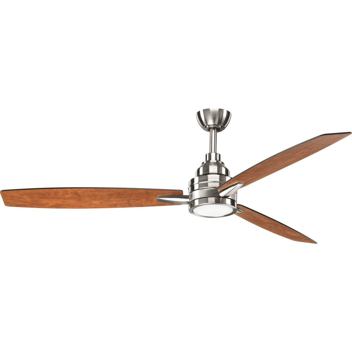 "Rudolph 3 Blade Ceiling Fans Intended For Well Liked 60"" Troy 3 Blade Led Ceiling Fan With Remote, Light Kit Included (View 10 of 20)"