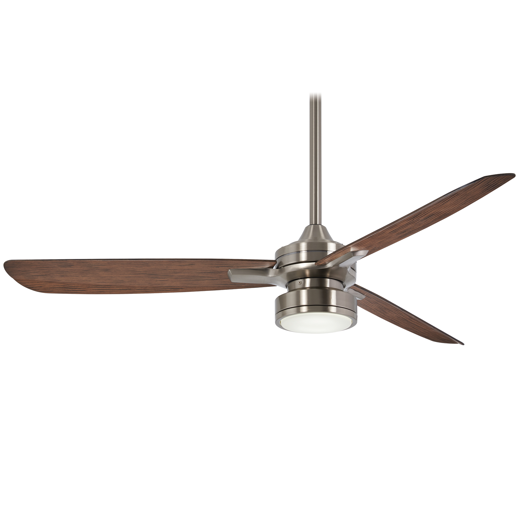Rudolph 3 Blade Ceiling Fans Within Famous Minka Group® :: Brands :: Minka Aire® :: F727 Bn/mm (Gallery 5 of 20)