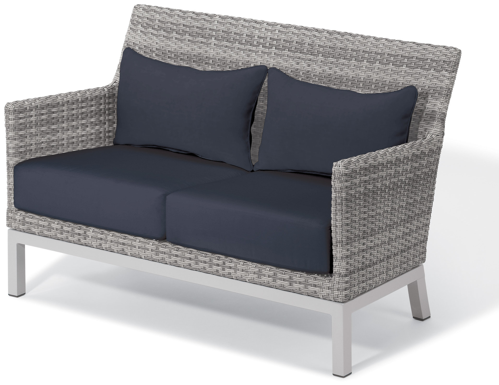 Saleem Loveseat With Cushions Regarding Widely Used Castelli Loveseats With Cushions (View 8 of 20)