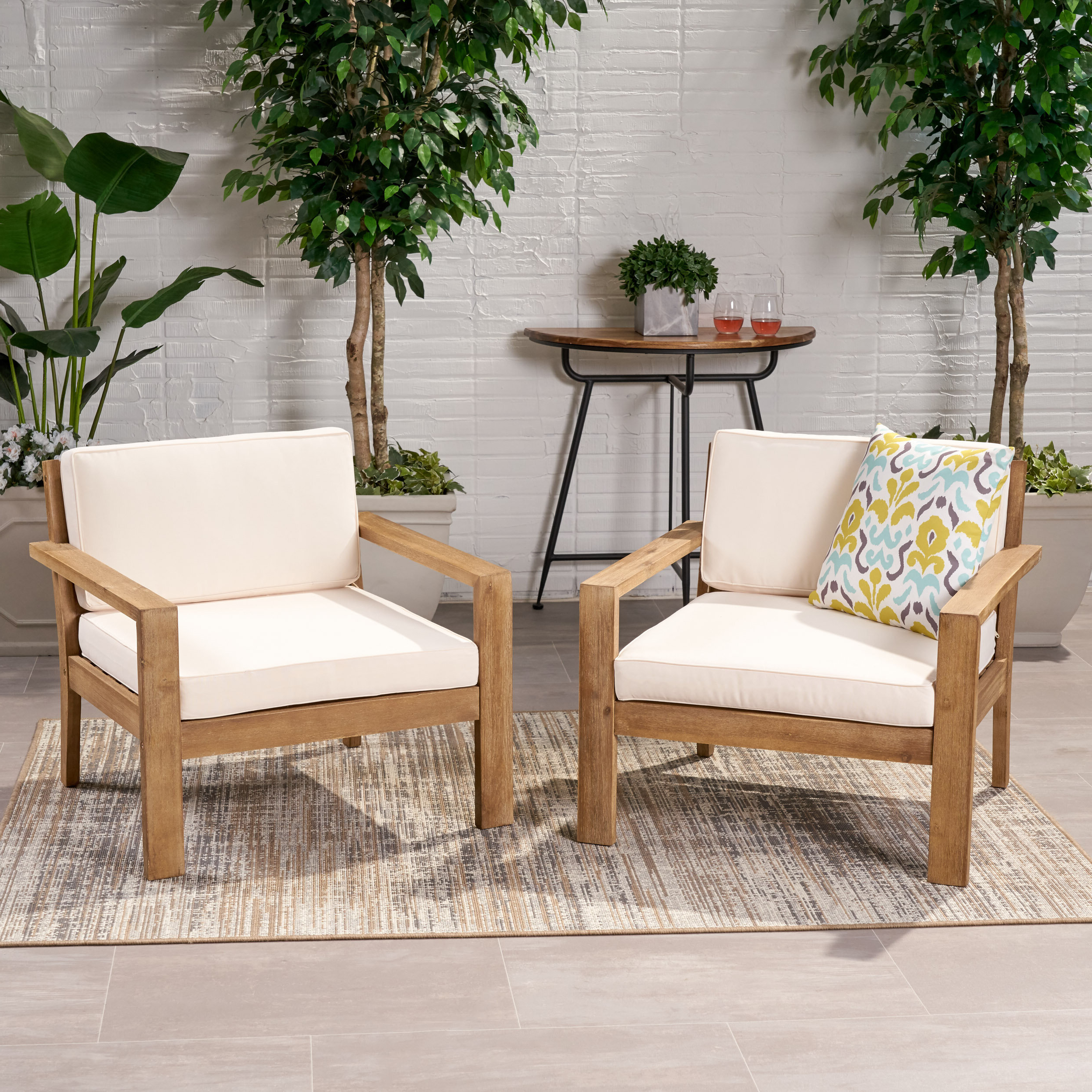 Seaham Patio Sectionals With Cushions In 2020 Brayden Studio Seaham Patio Sectional With Cushions (View 12 of 20)