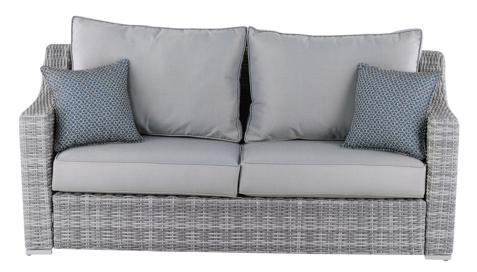 Sofa, Outdoor Sofa Intended For Clary Teak Lounge Patio Daybeds With Cushion (View 19 of 20)
