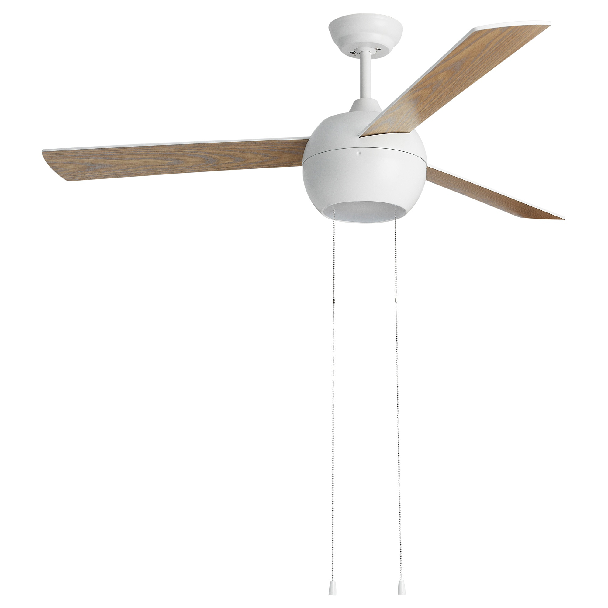 Stormvind 3 Blade Ceiling Fan With Light, Regarding Most Current Quebec 5 Blade Ceiling Fans (View 13 of 20)