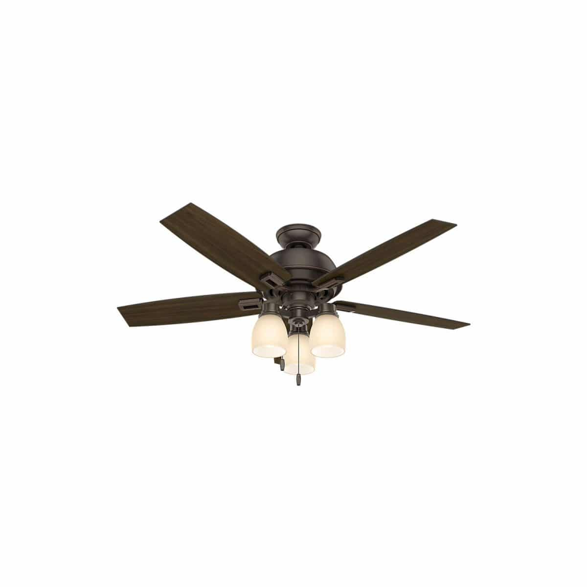 Sudie 5 Blade Led Ceiling Fans For Most Up To Date 10 Affordable Modern Farmhouse Ceiling Fans (View 13 of 20)