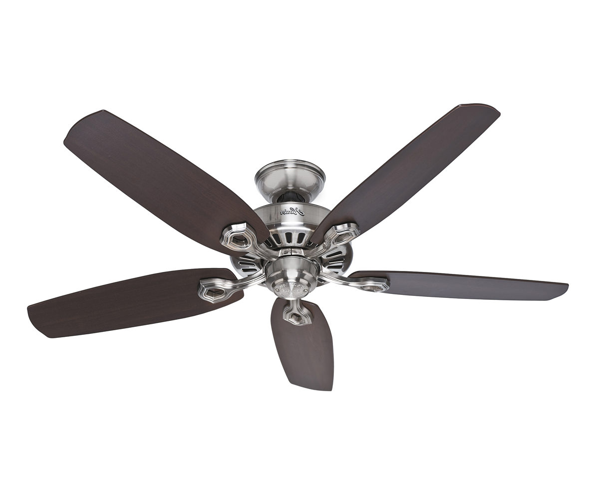 The Ceiling Fan Company Inside Builder Elite 5 Blade Ceiling Fans (View 5 of 20)
