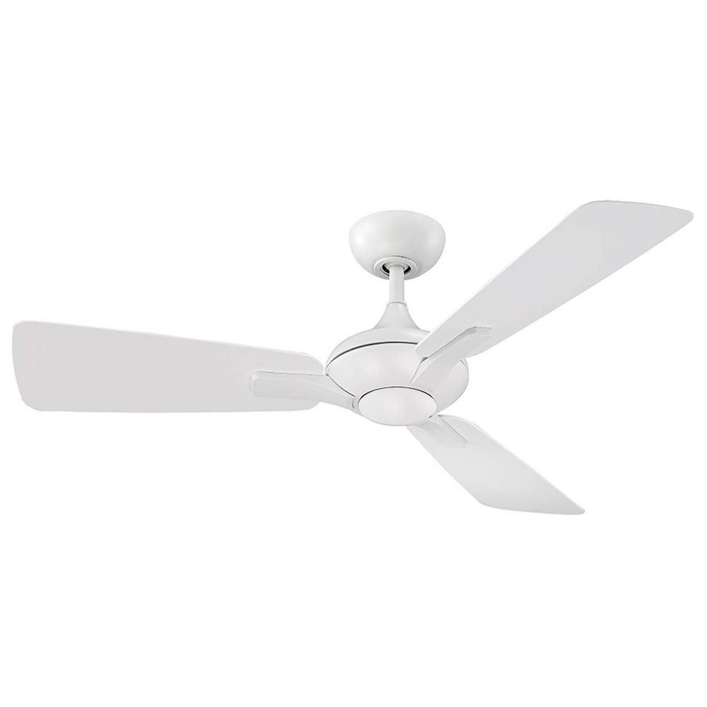 Theron Catoe 3 Blade Ceiling Fans In Widely Used Modern Forms Mykonos 52 In (View 8 of 20)