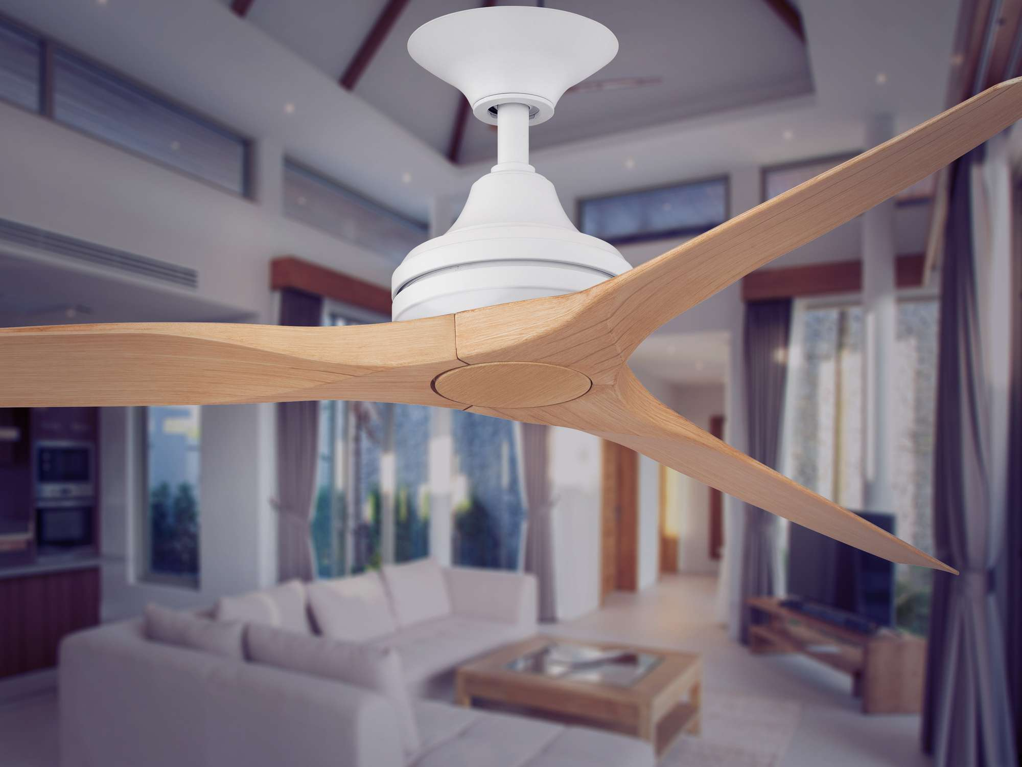 Threesixty Within Spitfire 3 Blade Ceiling Fans (View 15 of 20)