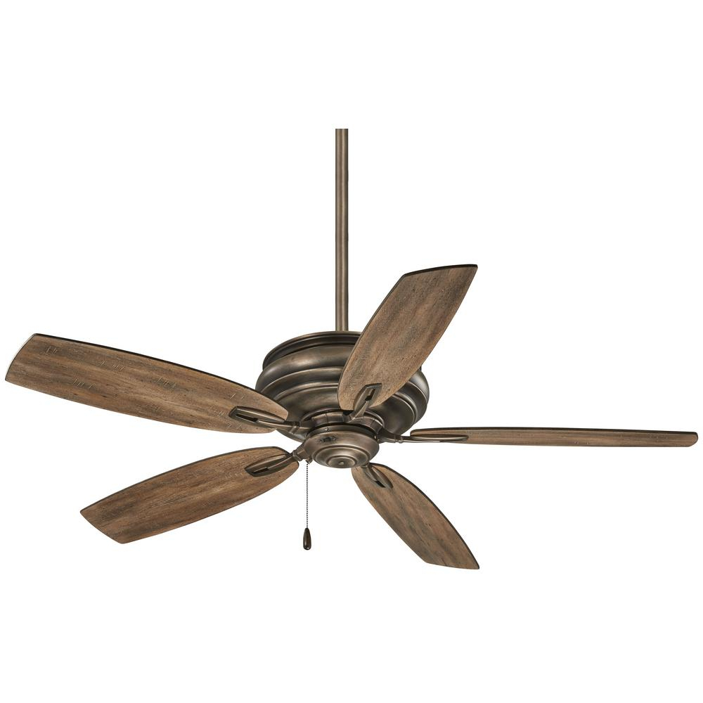 Timeless 5 Blade Ceiling Fans Within Current Minka Aire Timeless 54 In (View 3 of 20)