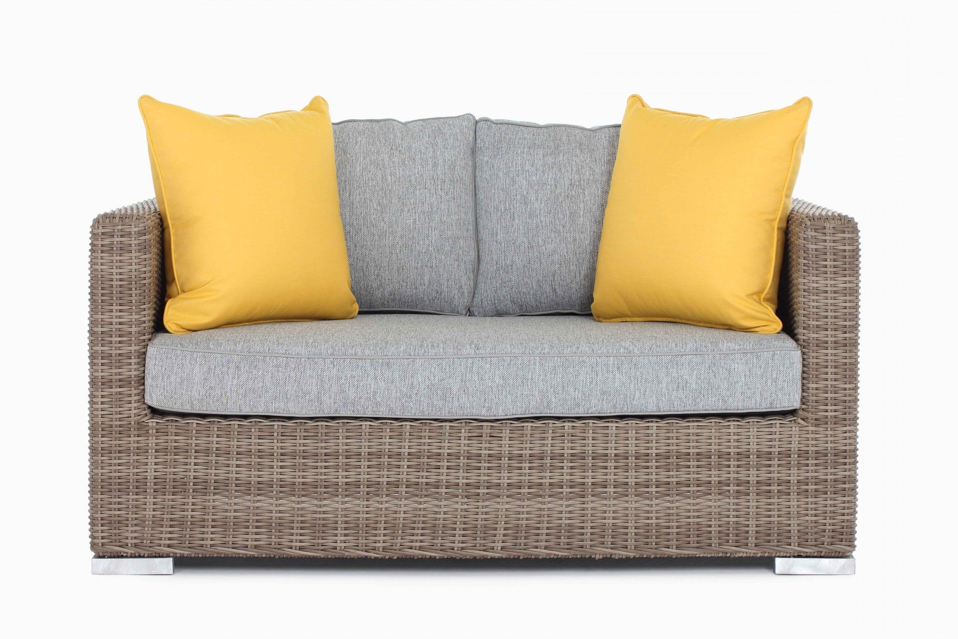 Tobago Lounge Loveseat – Kubu – Lounge Sofas – Lounge Space Throughout Newest Vardin Loveseats With Cushions (View 8 of 20)