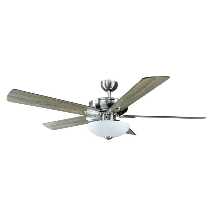 Trendy Alyce 3 Blade Led Ceiling Fans With Remote Control With Regard To Led Ceiling Fan With Remote Kensgrove 64 In White Control (View 16 of 20)