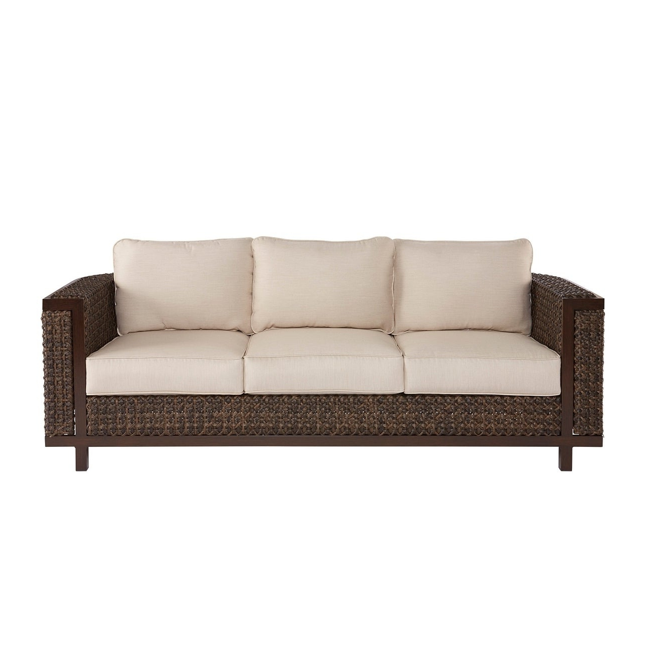 Trendy Brentwood Patio Sofas With Cushions Intended For A.r.t (View 15 of 18)