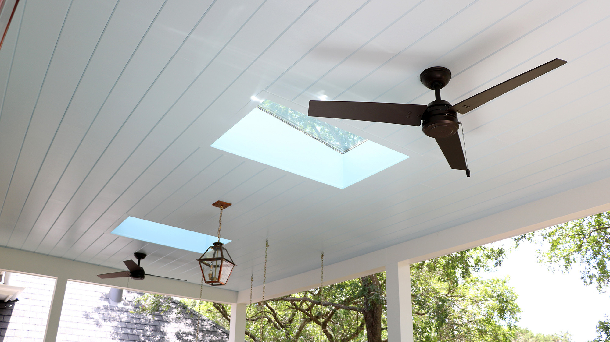 Trendy Cassius 3 Blade Outdoor Ceiling Fans With Regard To Best Outdoor Ceiling Fans (View 17 of 20)