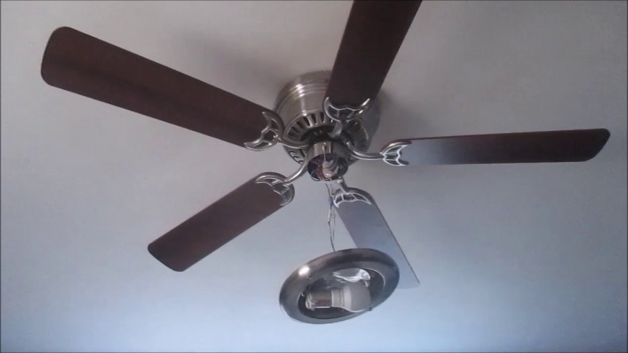 Trendy Cedarton 5 Blade Led Ceiling Fans In How To Install The 52In Led Hugger Ceiling Fan (View 20 of 20)