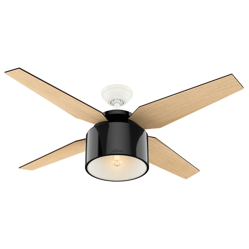 Trendy Cranbrook 4 Blade Ceiling Fans Intended For View Photos Of Outdoor Ceiling Fans Under $150 (Showing  (View 17 of 20)