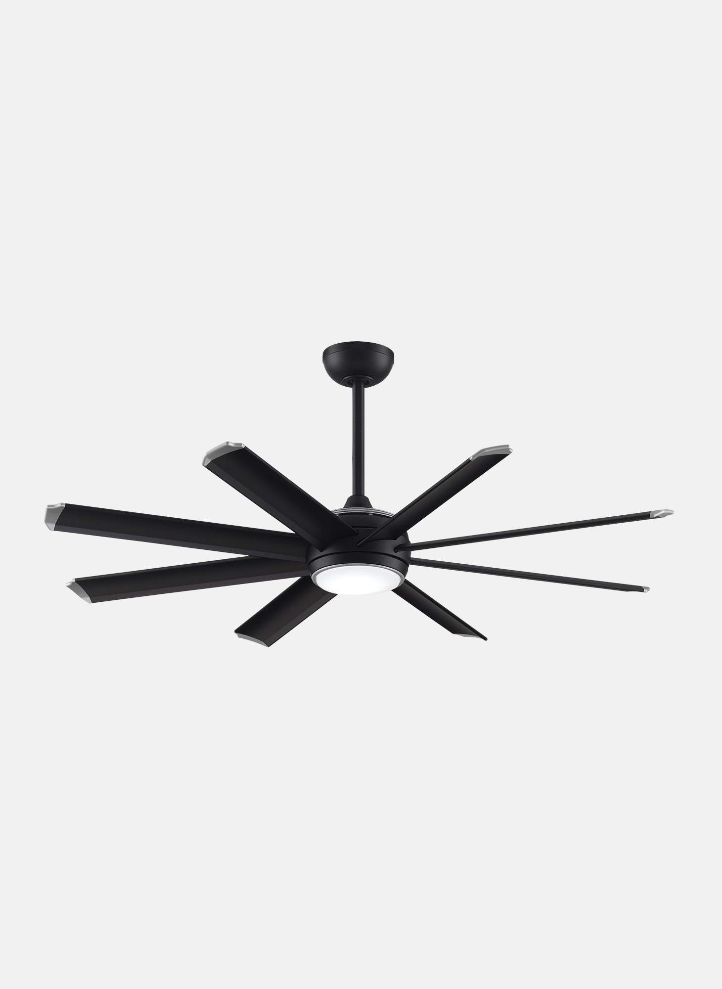 Trendy Stellar Custom – Fans In Levon 8 Blade Ceiling Fans (View 11 of 20)