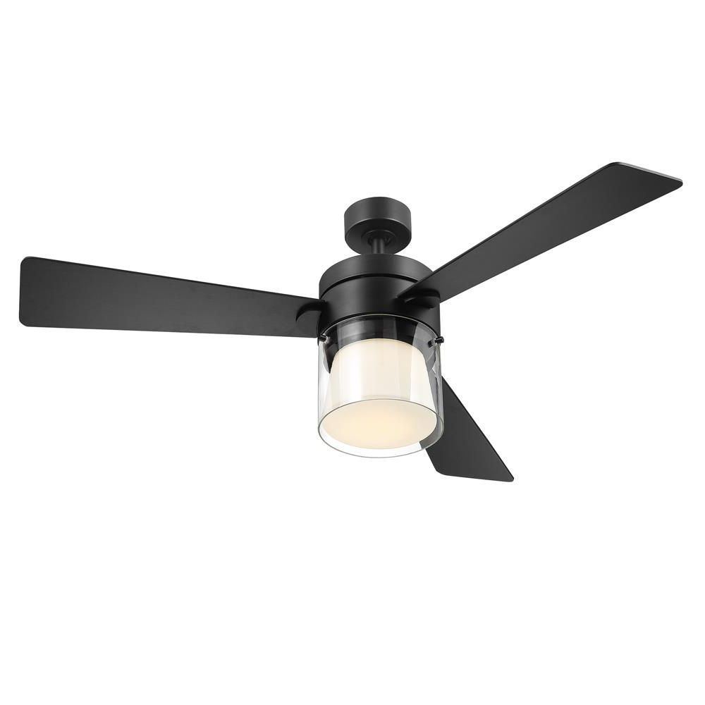 Troy 3 Blade Led Ceiling Fans With Latest Eglo 203217A (View 19 of 20)