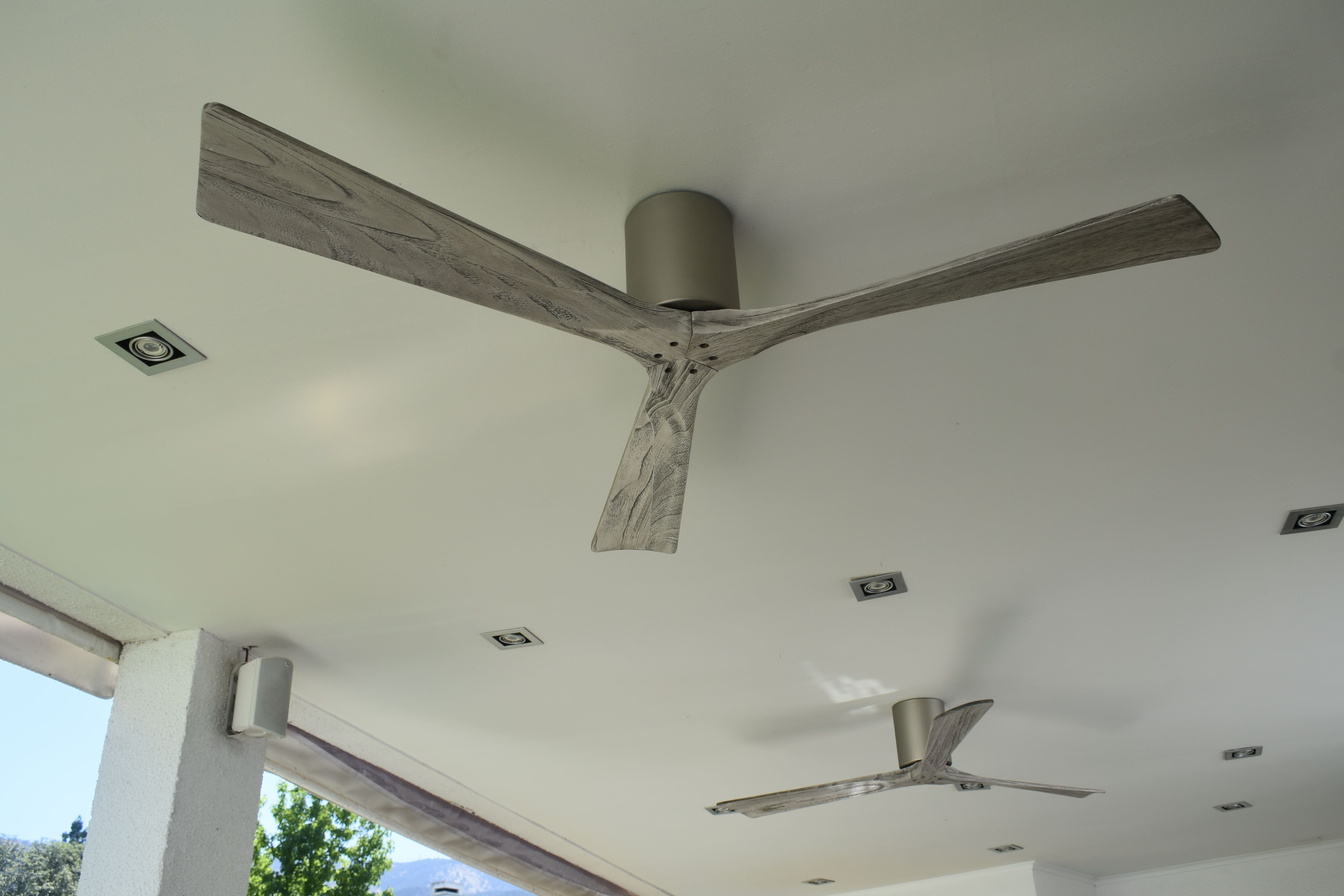 Tyree 3 Blade Ceiling Fans With Regard To 2020 Matthews Fan Company – Irene 3h (View 15 of 20)