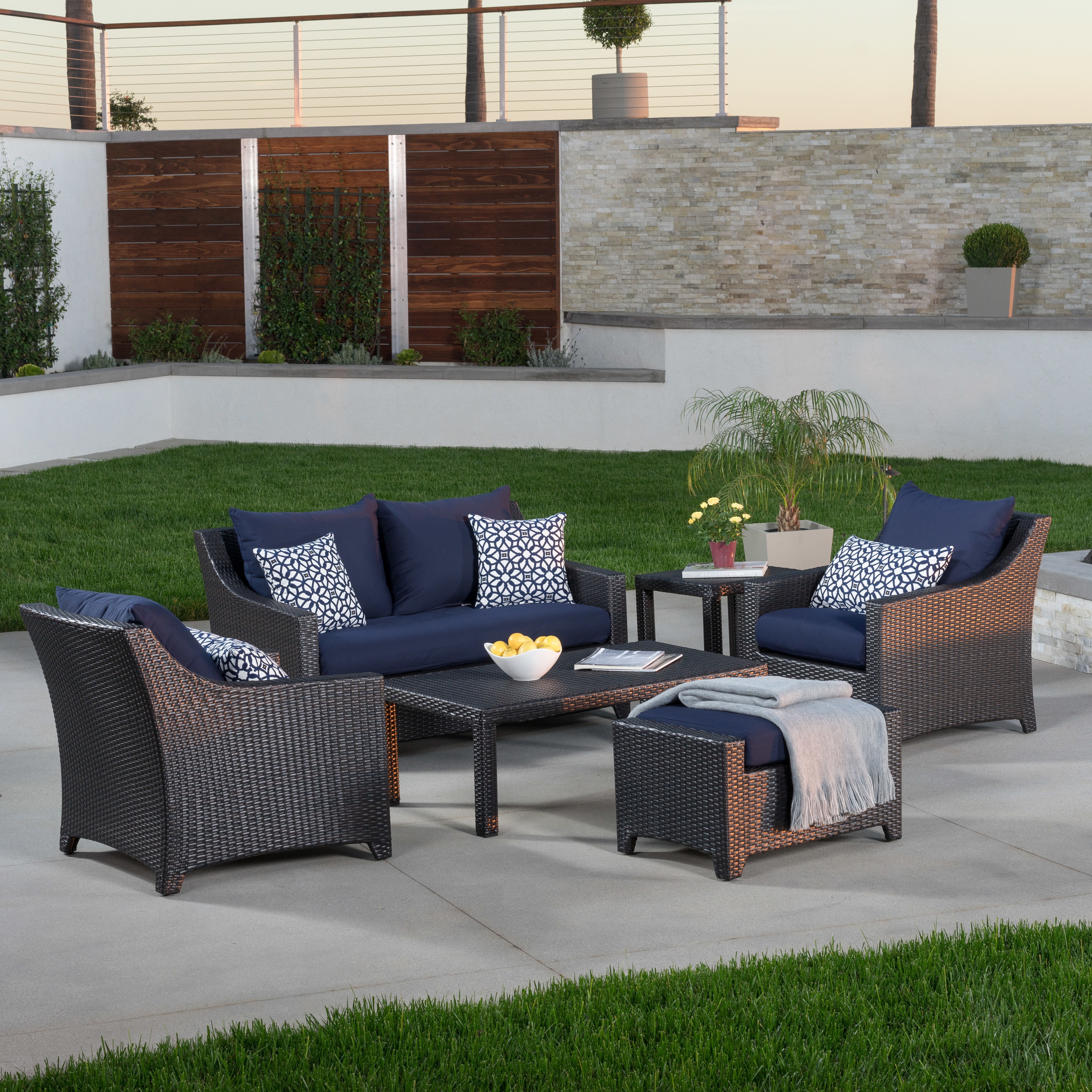 Wayfair With Popular Northridge Patio Sofas With Sunbrella Cushions (View 19 of 20)