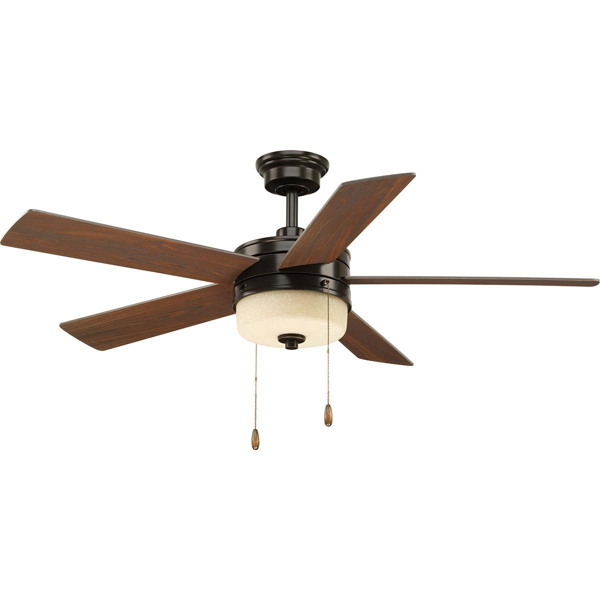 "Well Known 54"" Van Nest 5 Blade Led Ceiling Fan, Light Kit Included For Sheyla 5 Blade Led Ceiling Fans (View 12 of 20)"