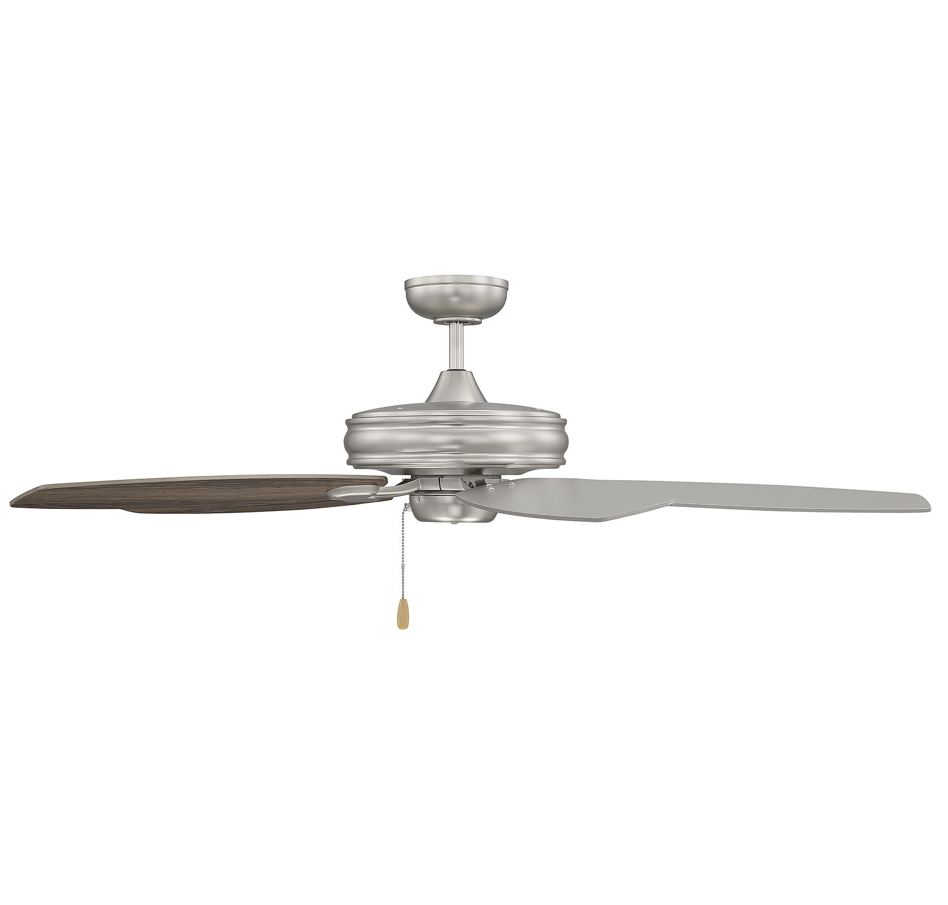 "Well Known Bayview 5 Blade Ceiling Fans Pertaining To Genevie 52"" Kentwood 5 Blade Ceiling Fan (View 19 of 20)"
