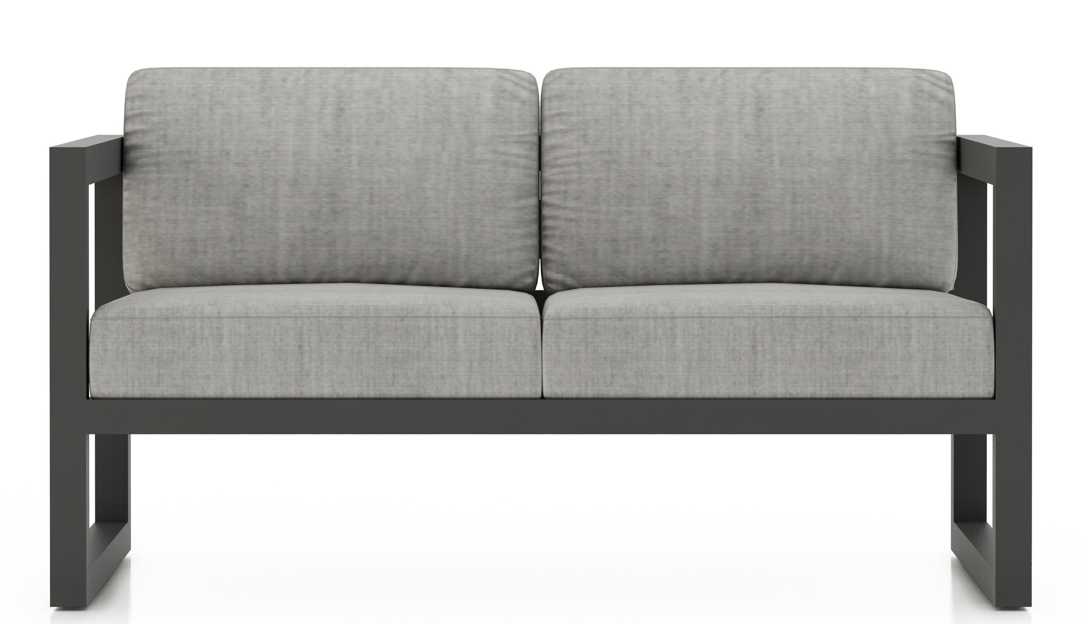 Well Known Bristol Loveseats With Cushions Intended For Remi Loveseat With Sunbrella Cushions (View 8 of 20)