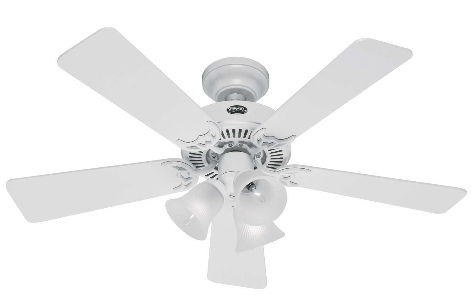 Well Known Buy Hunter 20176 Southern Breeze 42 Inch 5 Blade 3 Light Regarding Southern Breeze 5 Blade Ceiling Fans (View 12 of 20)