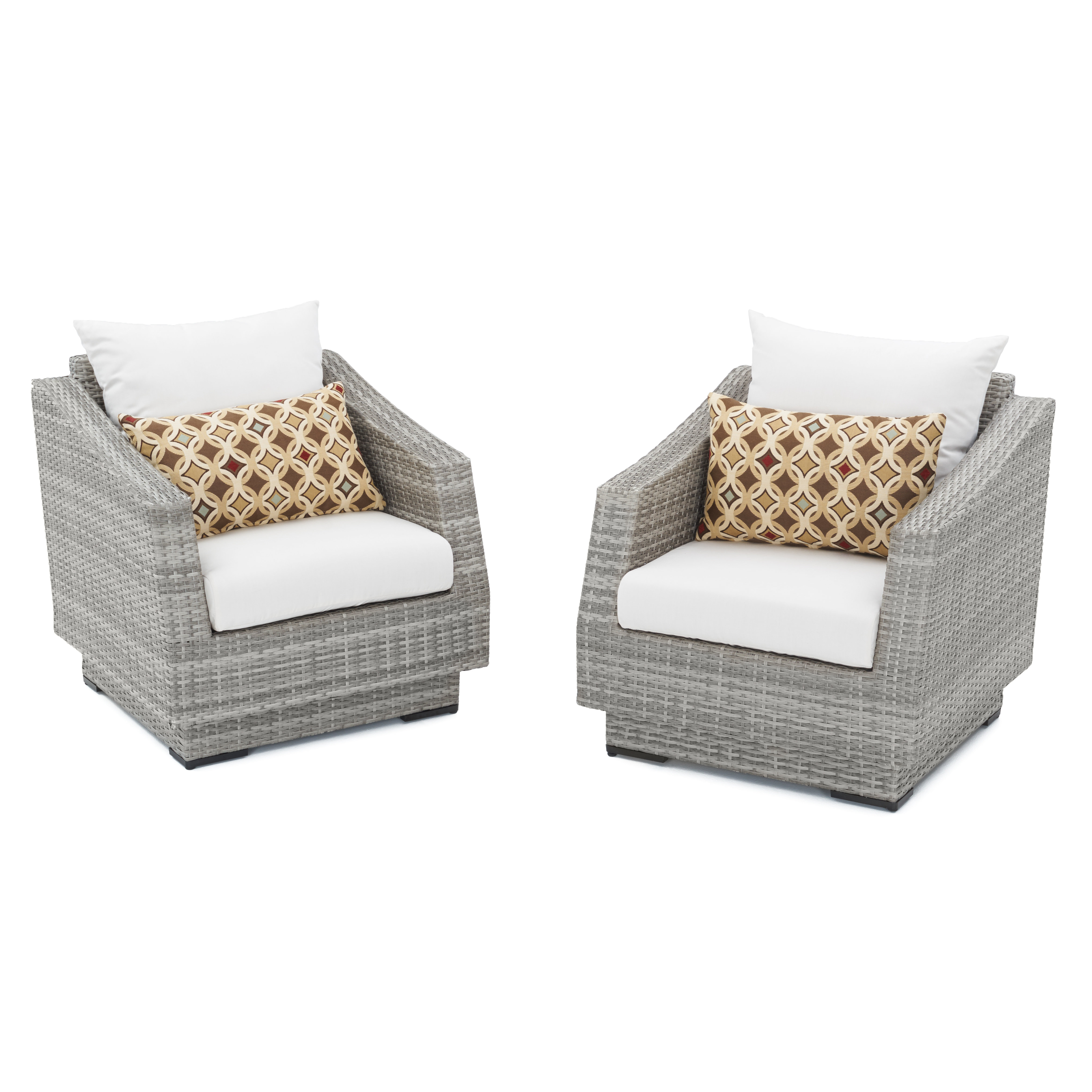 Well Known Castelli Patio Chair With Sunbrella Cushions With Castelli Patio Sofas With Sunbrella Cushions (View 19 of 20)