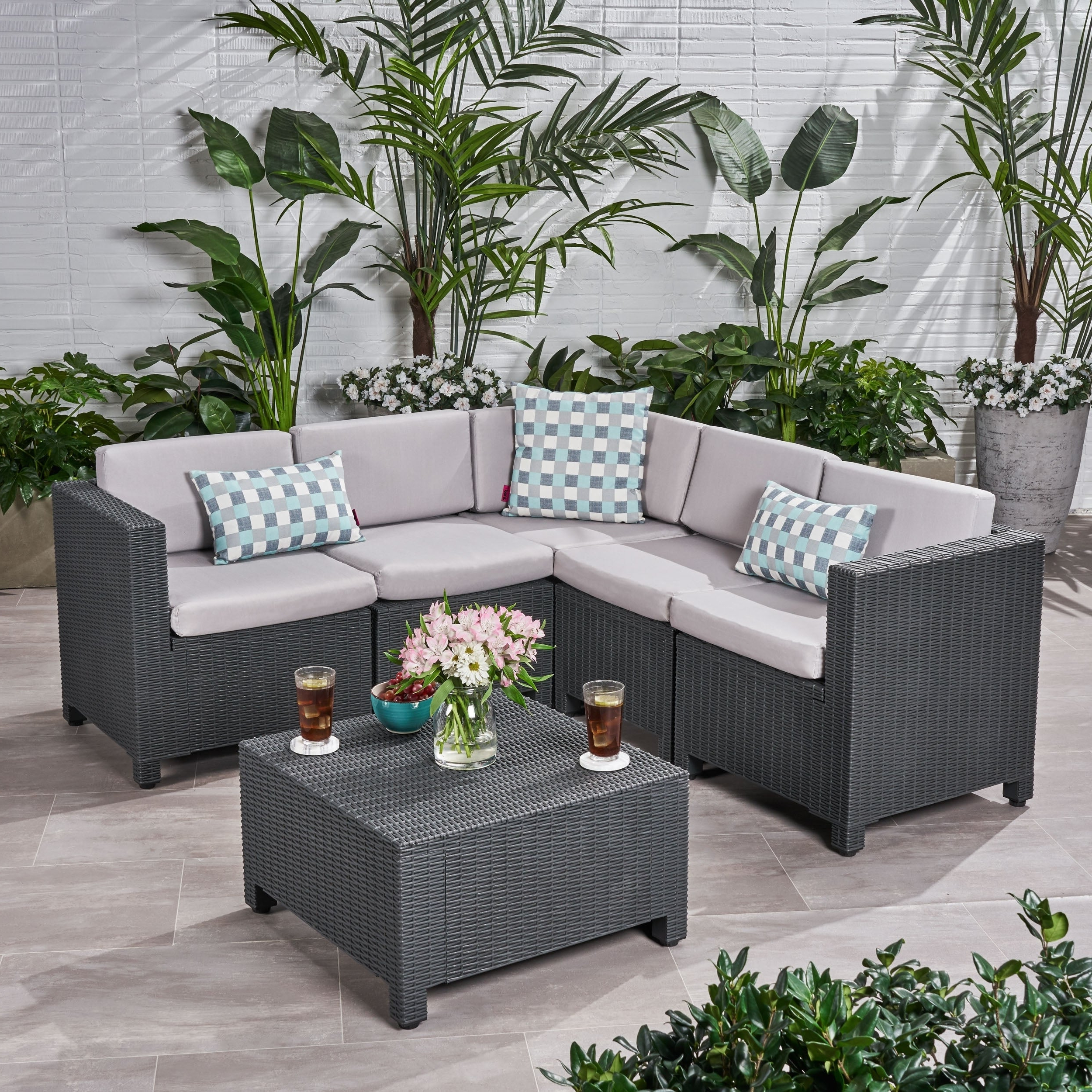 Well Known Madison Avenue Patio Sectionals With Sunbrella Cushions For Buy Sectional Outdoor Sofas, Chairs & Sectionals Online At (View 20 of 20)