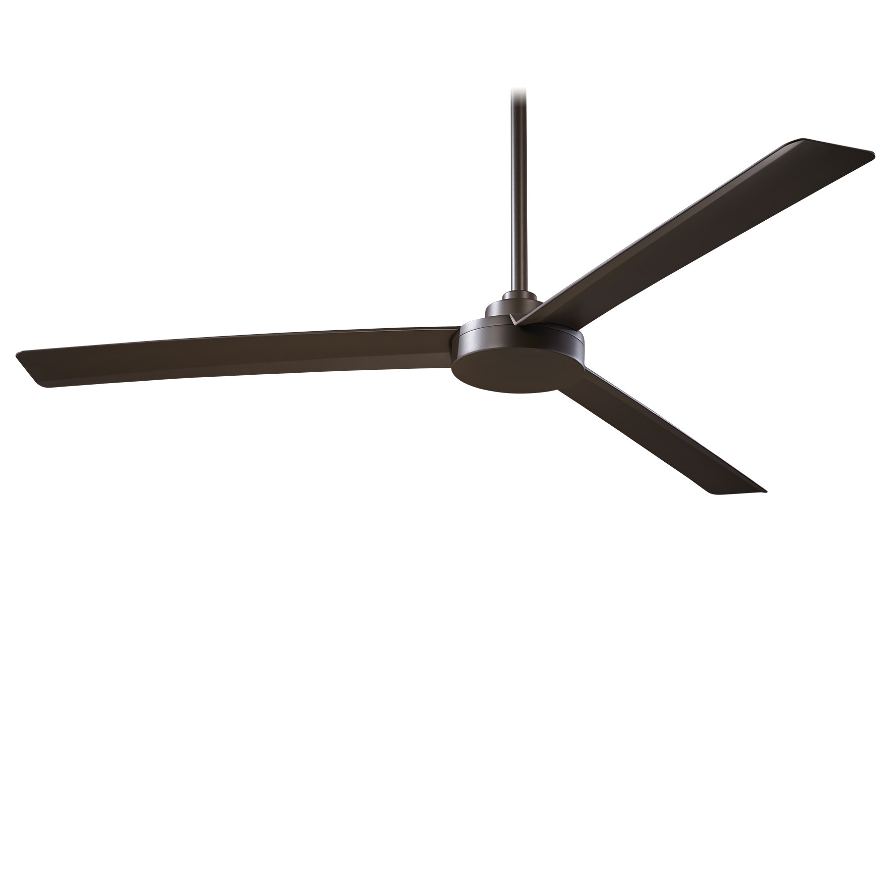 Well Known Minka Group® :: Brands :: Minka Aire® :: F624 Orb For Roto 3 Blade Ceiling Fans (View 14 of 20)