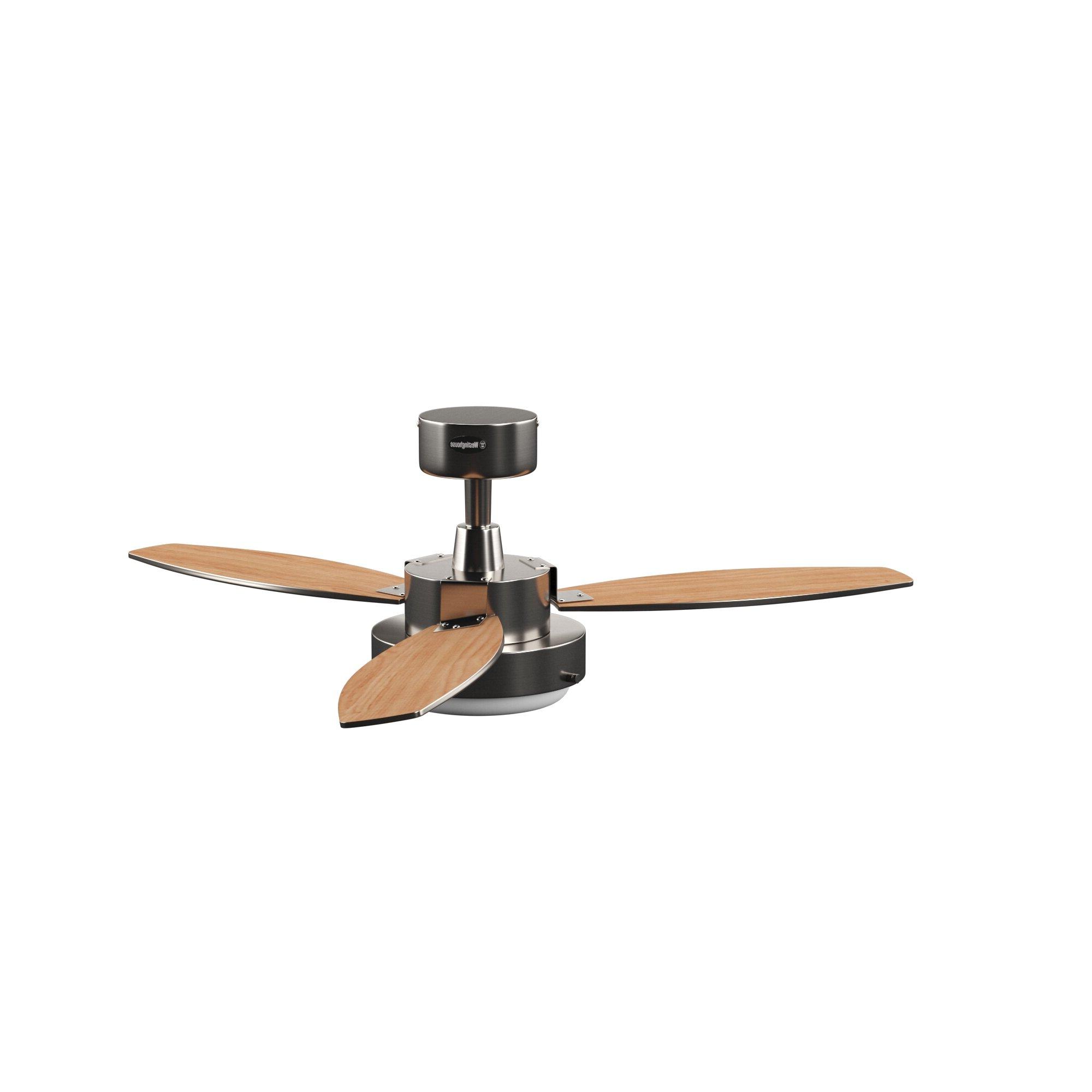 "Well Liked 42"" Corsa 3 Blade Ceiling Fan Light Kit Included Inside Corsa 3 Blade Ceiling Fans (View 20 of 20)"