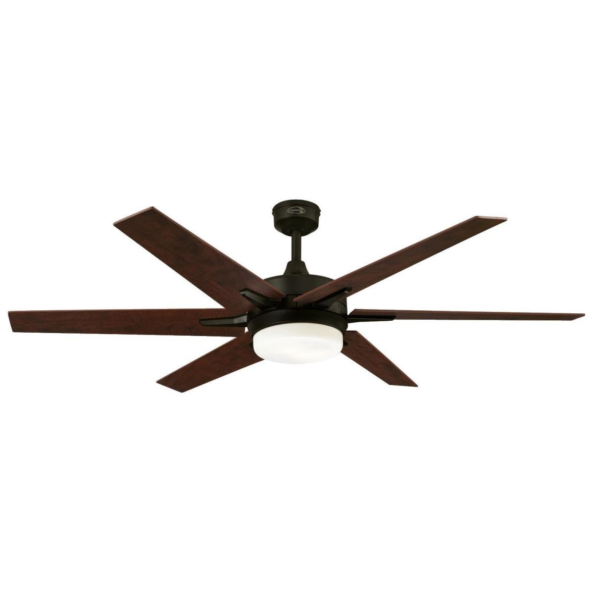 Well Liked Farmhouse & Rustic 6 Or More Blade Ceiling Fans (View 15 of 20)