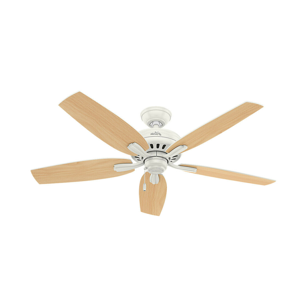 Well Liked Key Biscayne 5 Blade Outdoor Ceiling Fans Pertaining To Hunter 59135 54in Weathered Zinc Ceiling Fan 5 Burnished Grey Pine Blades (View 6 of 20)