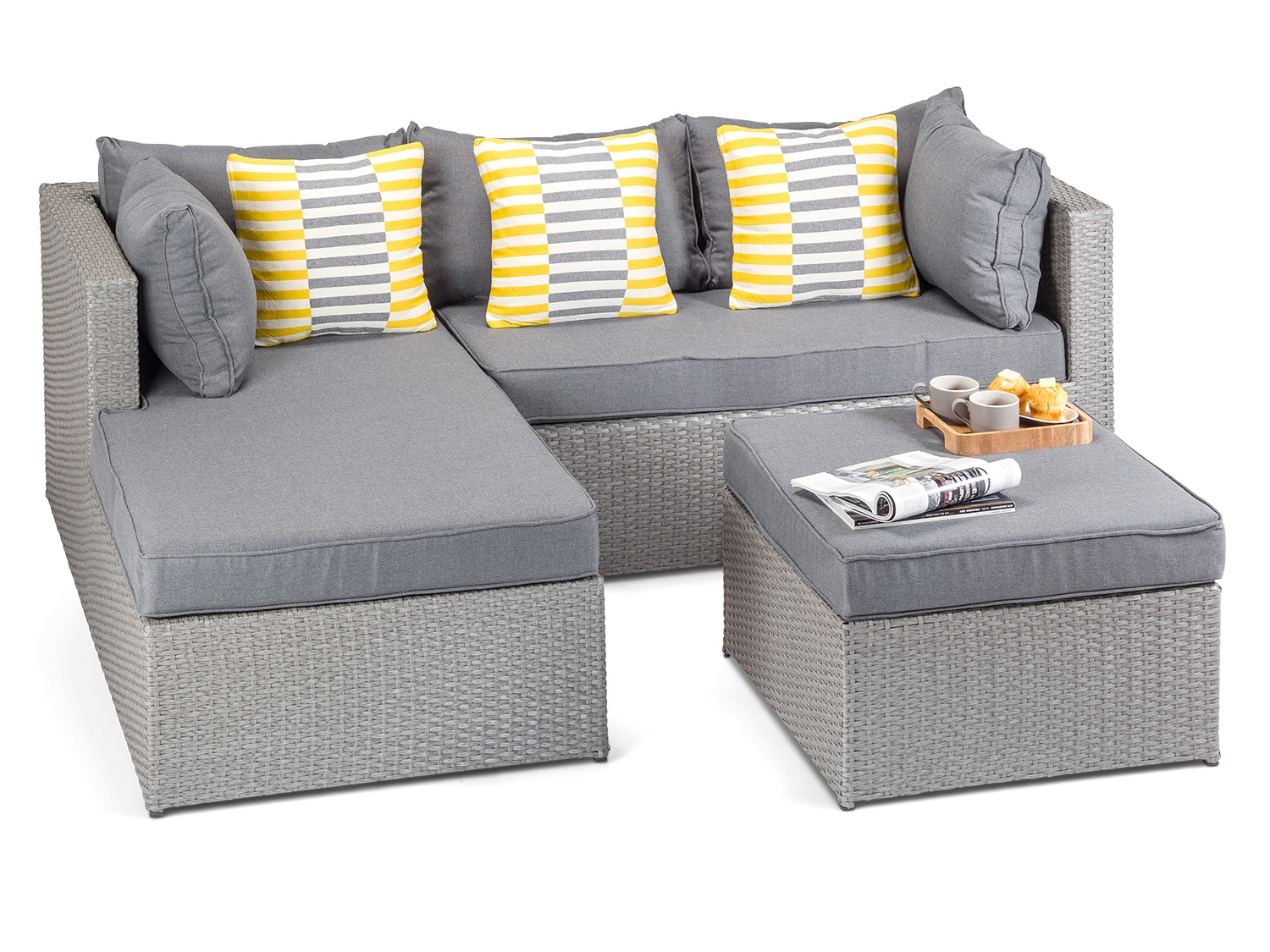 Well Liked Lorentzen Patio Sectionals With Cushions Intended For Outdoor Sofa Furniture Brilliant Lorentzen Patio Sectional (View 20 of 20)