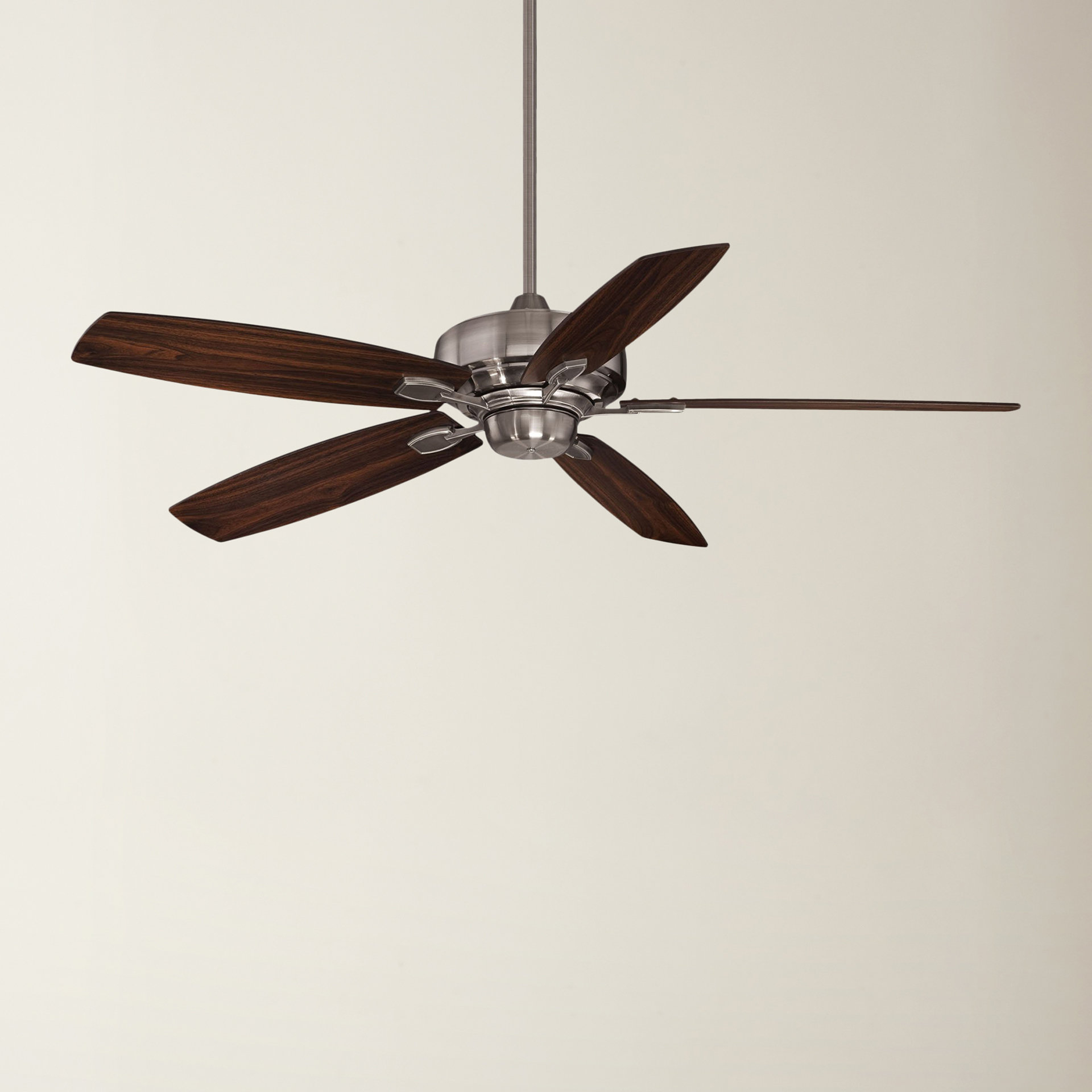 "Widely Used 52"" Peever 5 Blade Ceiling Fan Regarding Blomquist 5 Blade Outdoor Ceiling Fans (View 12 of 20)"