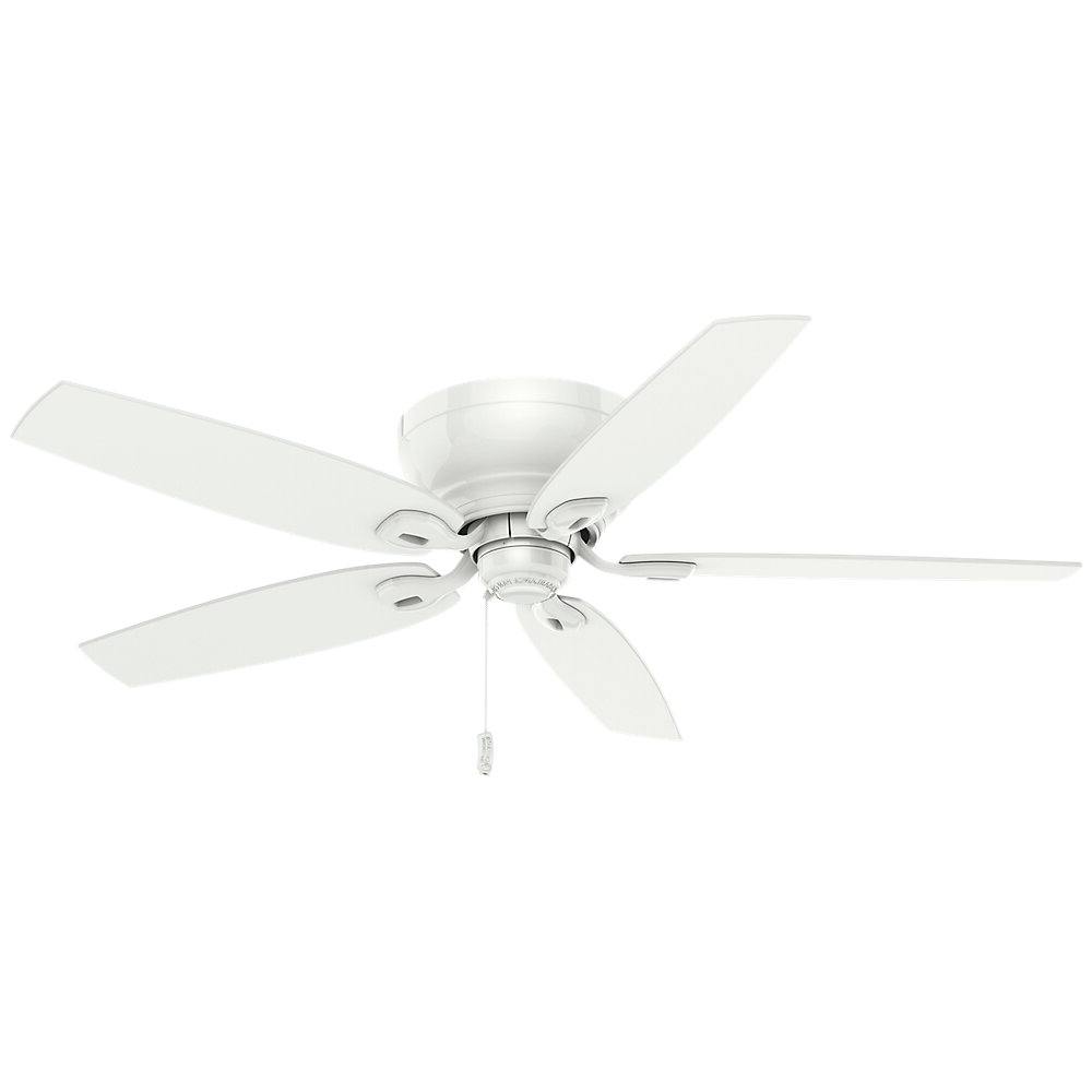 "Widely Used 54"" Durant 5 Blade Ceiling Fan Intended For Mesa 5 Blade Ceiling Fans (View 16 of 20)"
