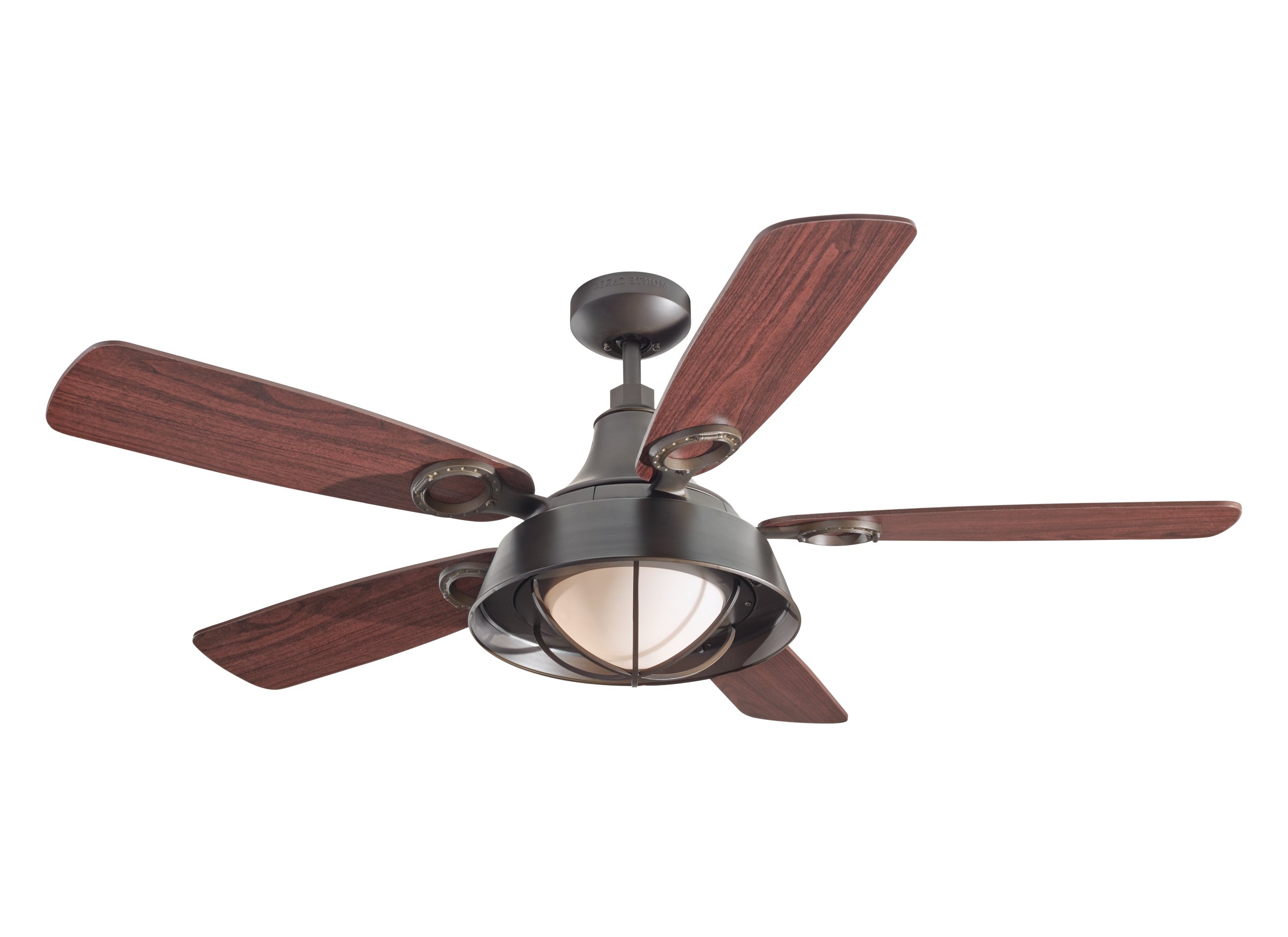 "Widely Used 5Mb52Ozd,52"" Morton – Oil Rubbed Bronze,oil Rubbed Bronze In Morton 3 Blade Ceiling Fans (View 3 of 20)"