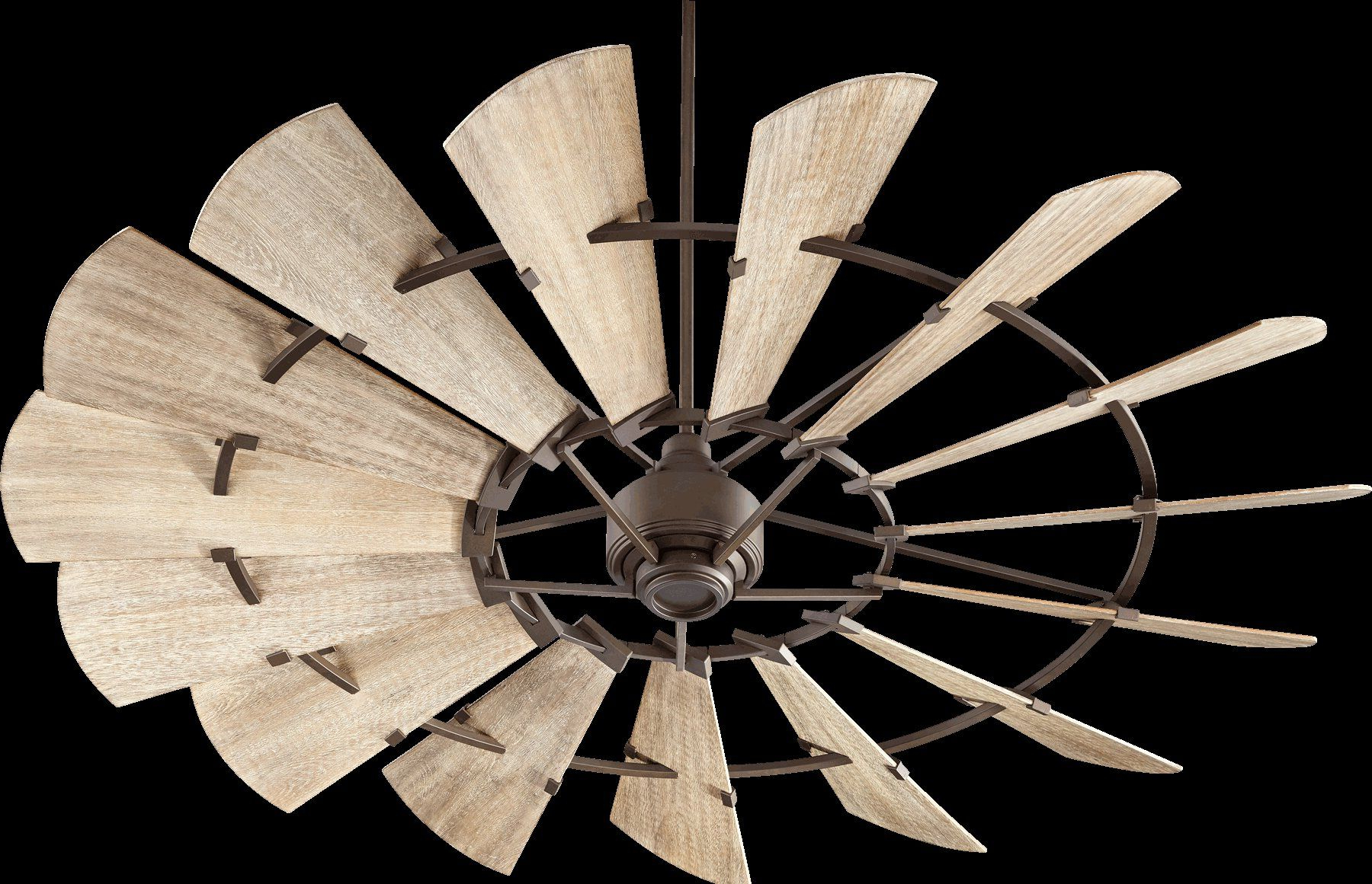 "Widely Used Joanne Windmill 15 Blade Ceiling Fans Inside 72"" Joanne Windmill 15 Blade Ceiling Fan (View 4 of 20)"