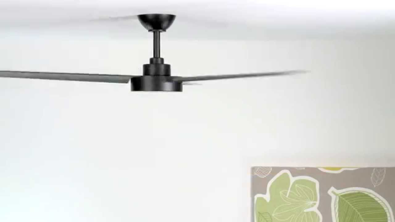 Widely Used Roto 3 Blade Ceiling Fans For Minka Aire Roto Ceiling Fan At Beacon Lighting (View 7 of 20)