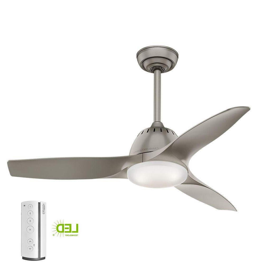 Featured Photo of Wisp 3 Blade Led Ceiling Fans