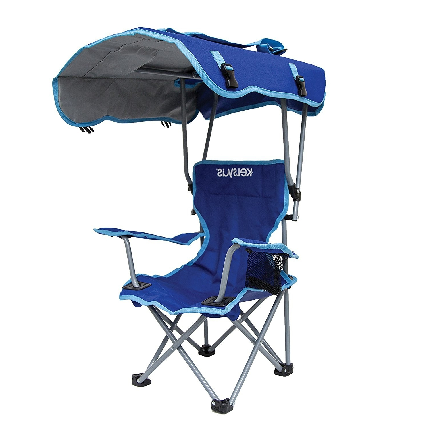 13 Of The Best Beach Chairs You Can Get On Amazon In Popular Folding Patio Lounge Beach Chairs With Canopy (View 18 of 25)