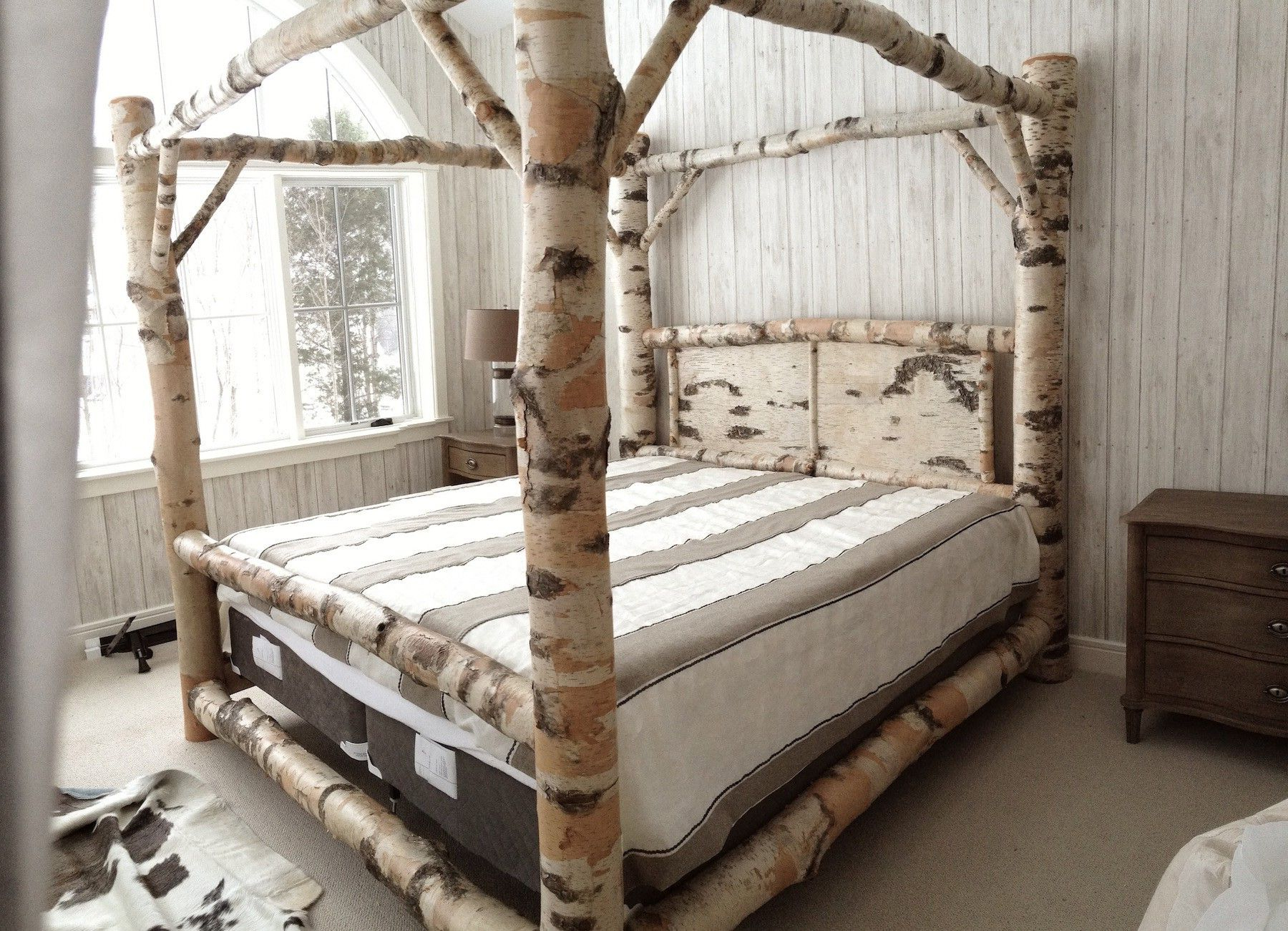 2019 Bamboo Daybeds With Canopy Intended For Bamboo Bedroom Furniture For Traditional Bedroom Look (View 19 of 25)