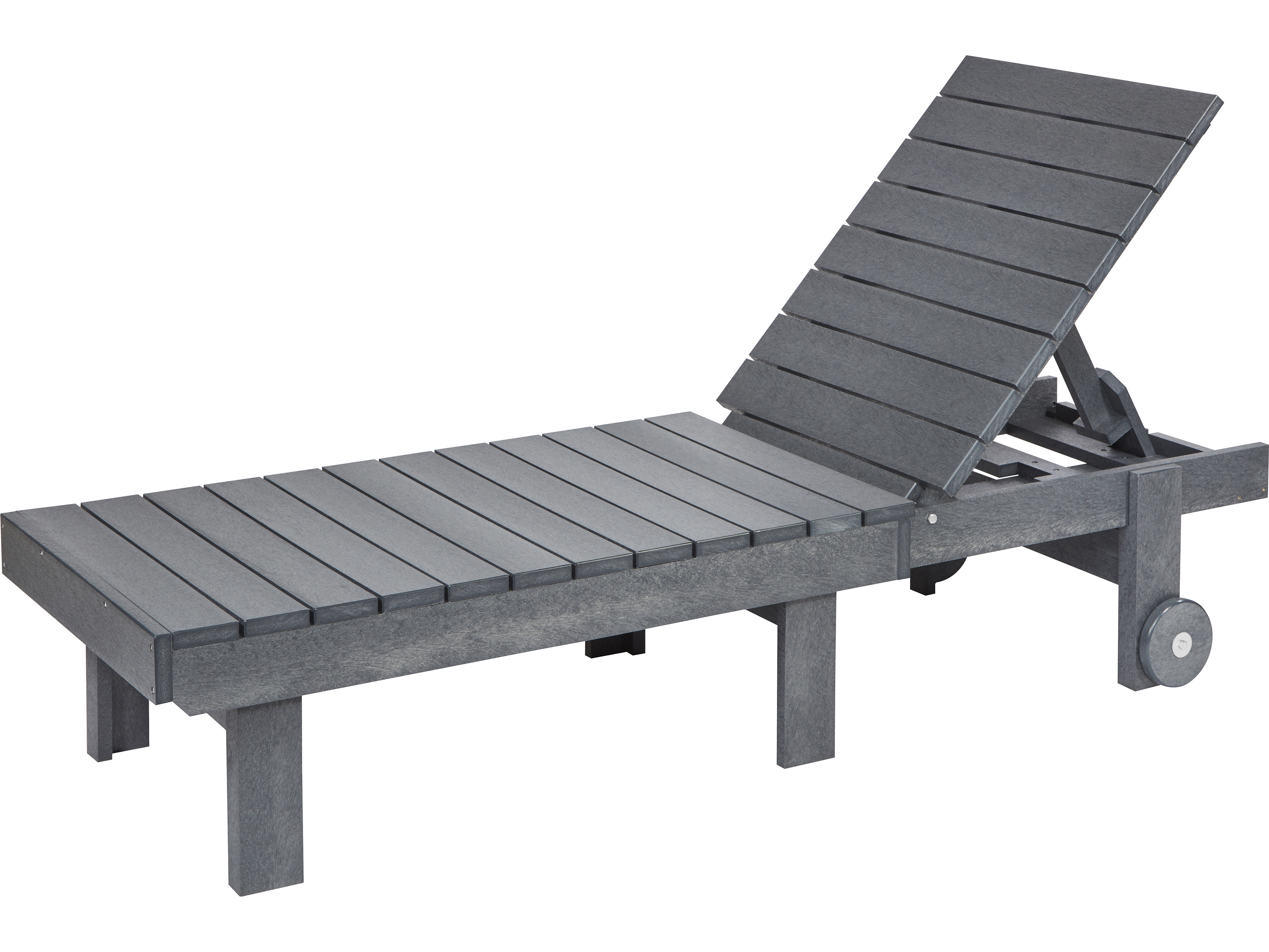 2019 Plastic Chaise Lounges W/ Wheels Intended For C.r (View 2 of 25)