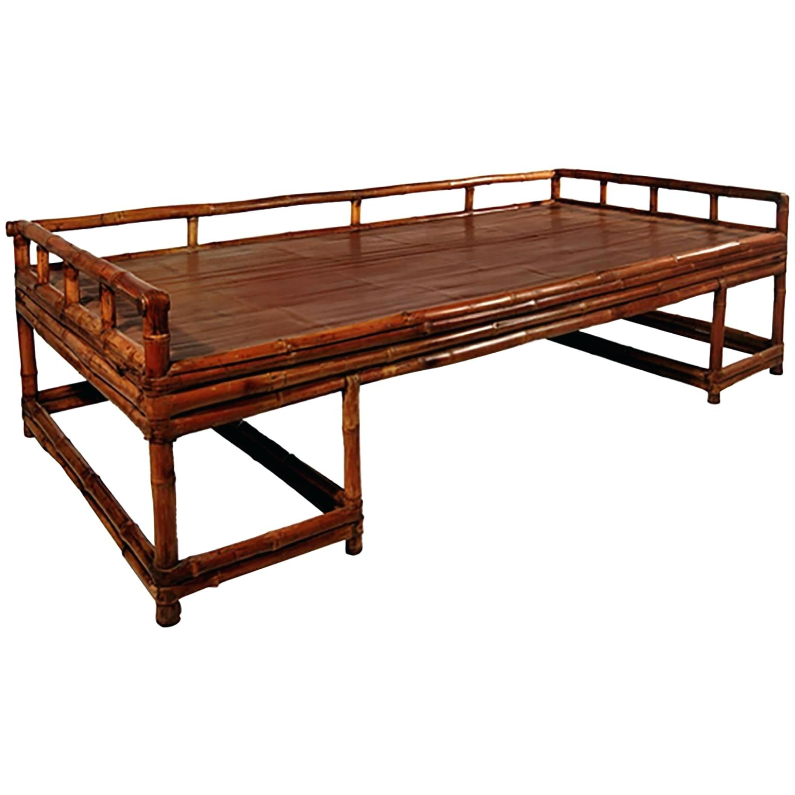 Bamboo Daybed Bamboo Daybed With Canopy Bamboo Daybed With For Best And Newest Bamboo Daybeds With Canopy (View 4 of 25)