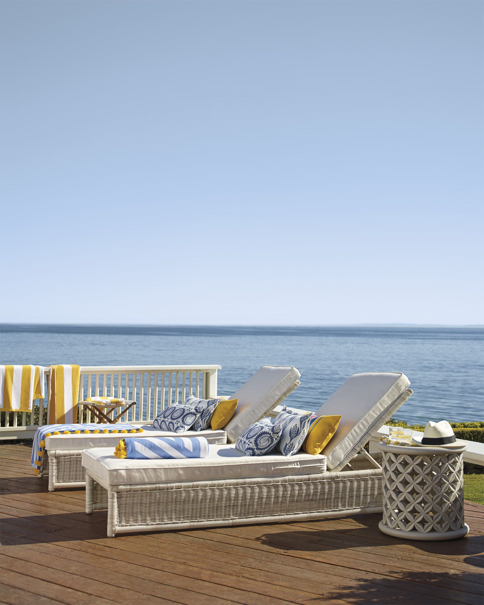 Best And Newest Outdoor Living Pacifica Piece Lounge Sets Within 10 Outdoor Furniture Finds We Love (View 20 of 25)