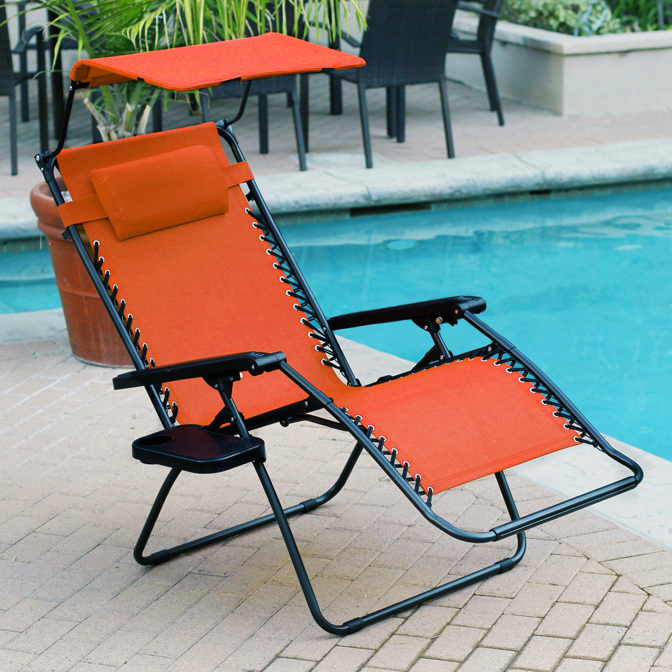 Best And Newest The 4 Best Zero Gravity Chairs On The Market Reviews & Guide With Regard To Outdoor Yard Pool Recliner Folding Lounge Table Chairs (View 1 of 25)