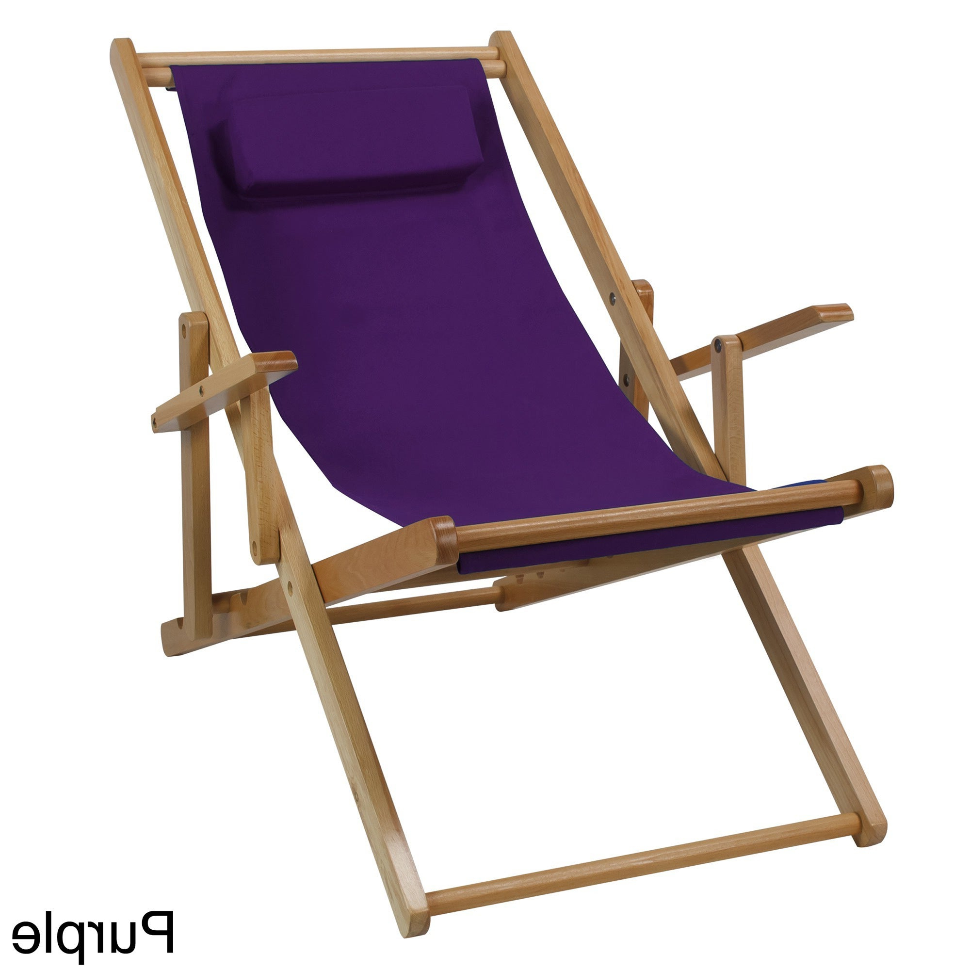 Featured Photo of Canvas Patio Sling Chairs