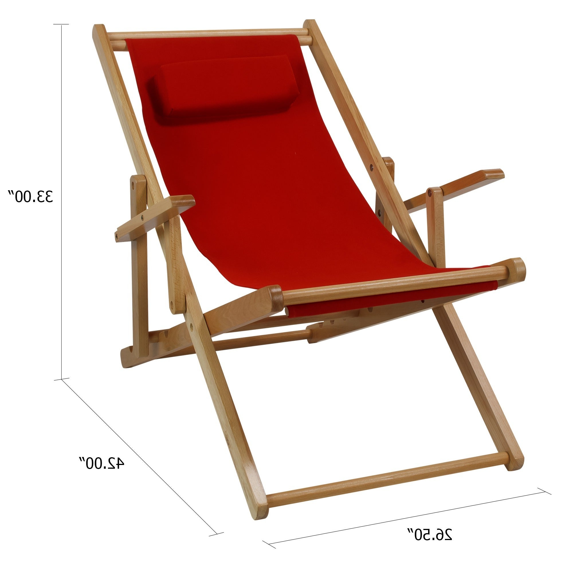 Canvas Patio Sling Chair With Fashionable Canvas Patio Sling Chairs (View 2 of 25)