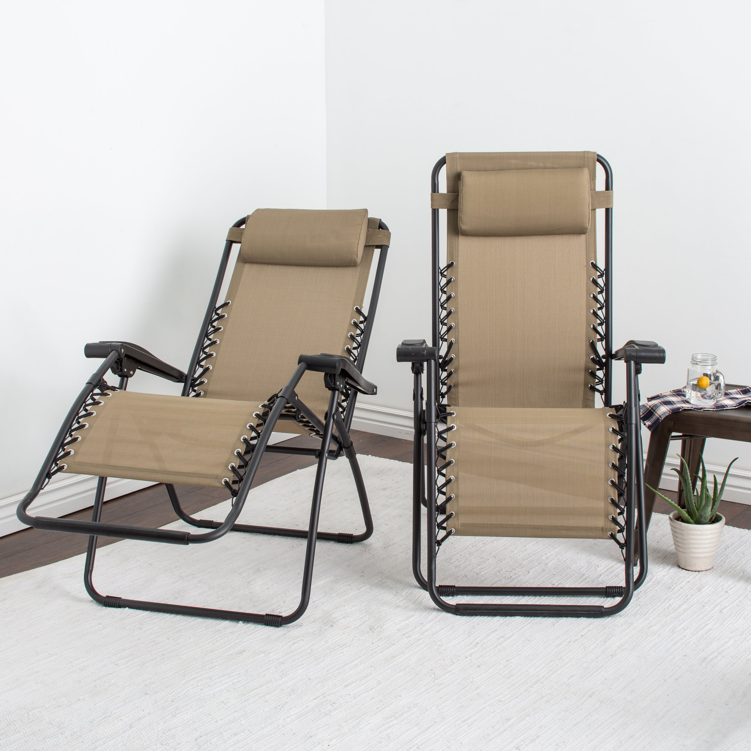 Caravan Sportsbeige Zero Gravity Chairs For Favorite Caravan Sportsbeige Zero Gravity Chairs (set Of 2) (View 6 of 25)