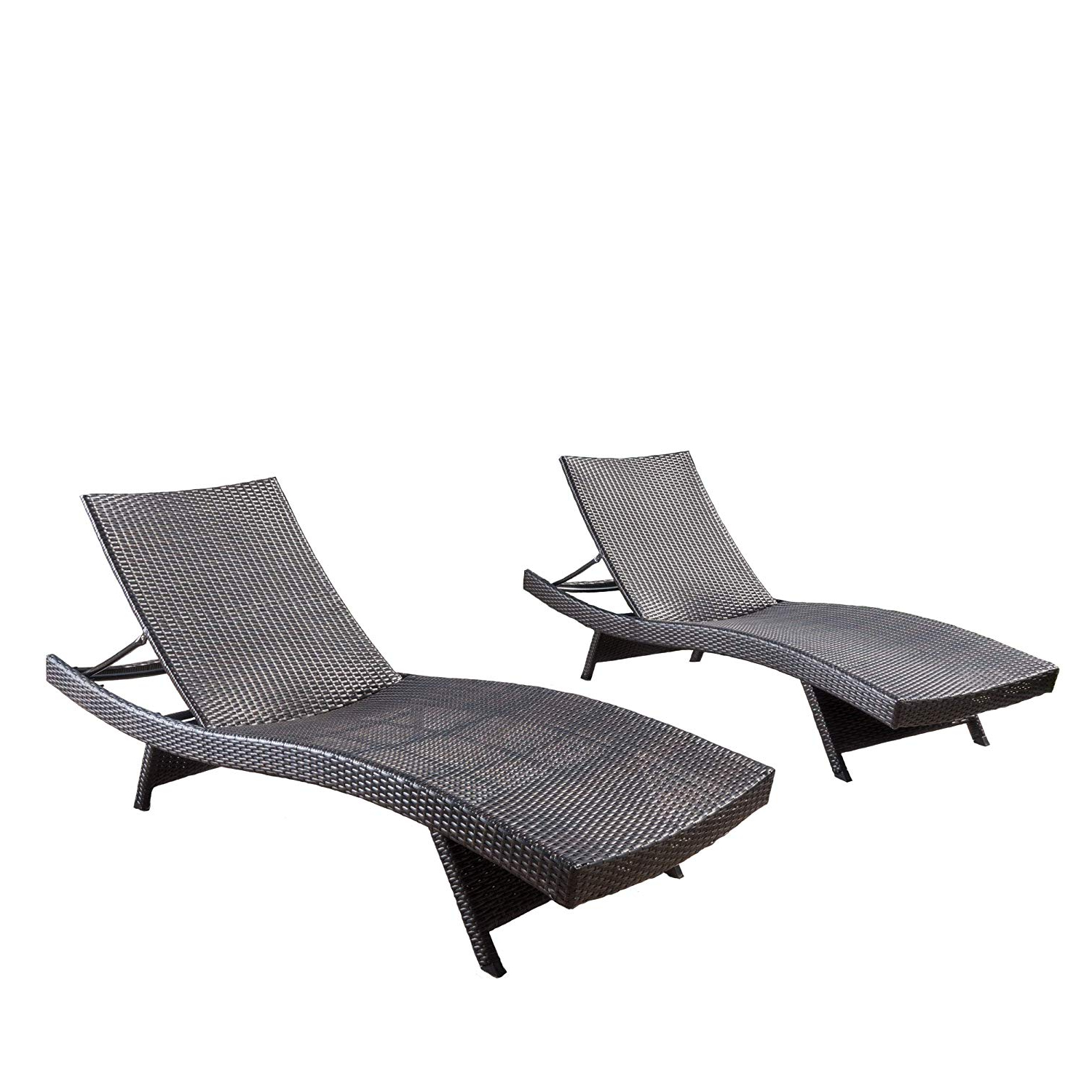 Cosco Outdoor Aluminum Chaise Lounge Chairs In Widely Used Chaise Sika Camping Cushions Olivia Folding Sun Home Side (View 13 of 25)