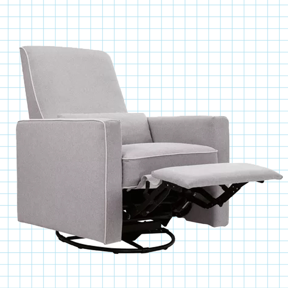 Current Piper Reclining Glider Regarding Extra Wide Recliner Lounge Chairs (View 3 of 25)
