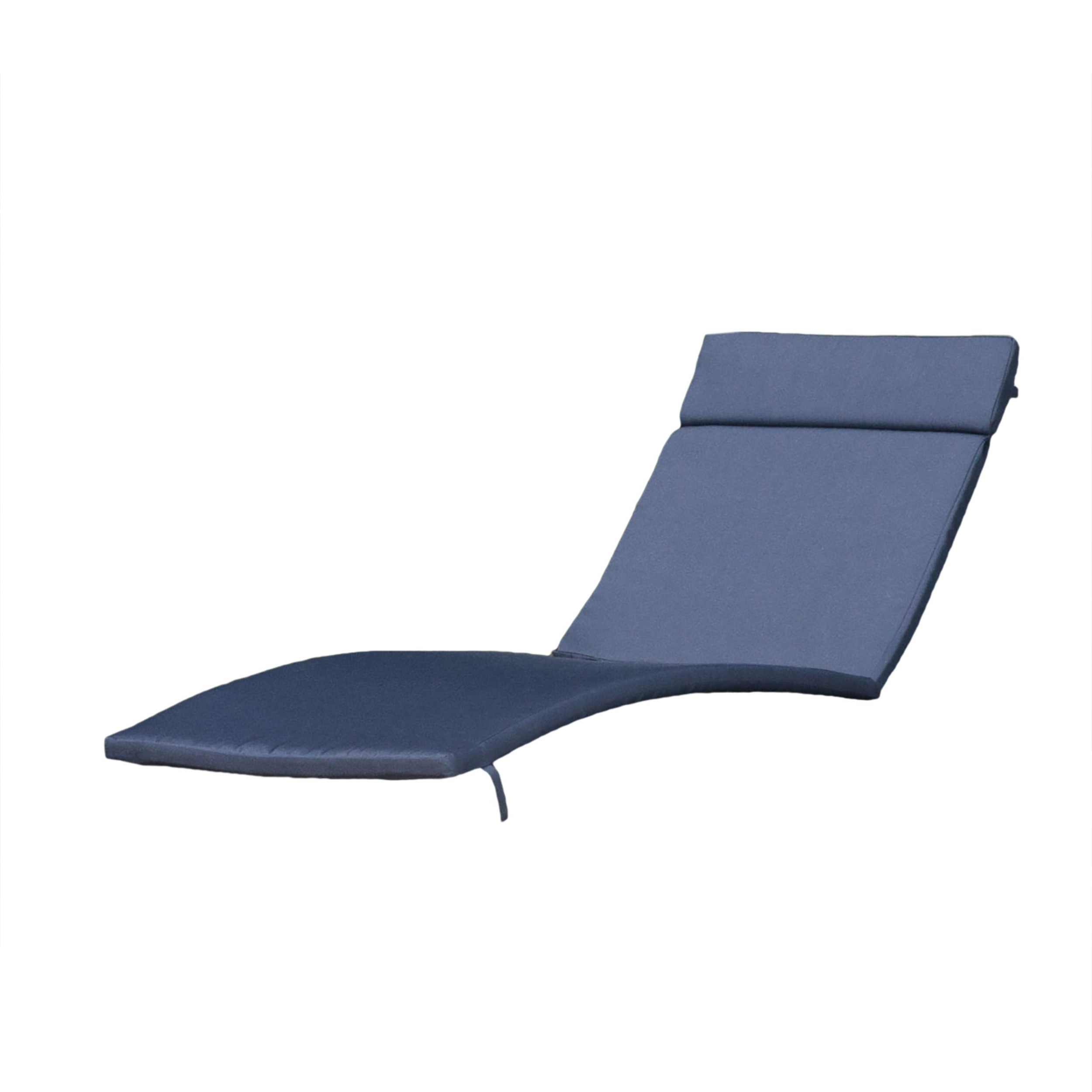Details About Salem Outdoor Chaise Lounge Cushion (Set Of 2) By With Regard To Recent Jamaica Outdoor Chaise Lounges (View 5 of 25)